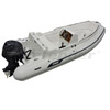 AB Nautilus 14 DLX Rigid Hull Inflatable (RIB) with Yamaha F70 EFI 4-Stroke