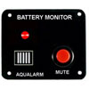 Aqualarm Low Battery Monitor With Detector