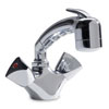 Ambassador Marine Trinidad Head / Shower Combo Faucet with Small Sprayer