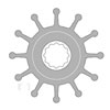 Johnson Replacement Impeller (09-1027B-10)