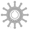 Johnson Replacement Impeller Kit (09-702B-1)