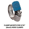 PYI Hose Clamp Tip Jackets