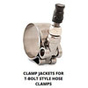 PYI T-Bolt Clamp Tip Jackets
