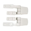 Jabsco Replacement Toilet Seat Hinge Set (29098-1000)