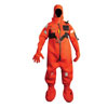 Mustang Cold Water Immersion Suit with Harness