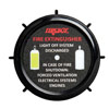 Fireboy-Xintex Remote Audible Discharge Alarm