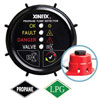 FireBoy - Xintex Propane Fume Detector with (1) Sensor and  Solenoid