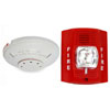 Fire Alert Siren/Strobe and Detector