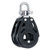 Harken 75 mm Carbo Air Block Double Swivel Block