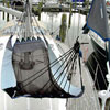 Blue Performance Sailboat Hammock