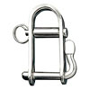 Ronstan Flat Headboard / Halyard Shackle - 3/16""