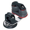 Harken 240 Standard Swivel Base with 150 Carbo Cam-Matic Cleat and Bullseye