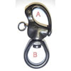 Wichard Tactical Large Bail Snap Shackle (2373B)