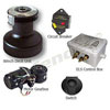 Lewmar 45EST EVO ELS-Series Electric Self Tailing Winch Kit