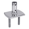 White Water Marine Cast Stanchion Base