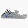 Clamcleat CL218 MK1 Side Entry Aluminum Clamcleat® with Fairlead - Port