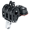 Harken 29 mm Carbo Air Block Triple Block (347)