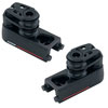Harken Small Boat CB Double-Sheave Traveler End Controls (Sold as a Pair)