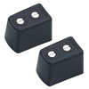 Harken Small Boat 22 mm Hi-Beam End Stops (Sold as a Pair)