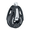 Harken 40 mm Single Block With T2 Soft-Attach Loop