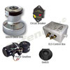 Lewmar 55EST EVO ELS-Series Electric Self Tailing Winch Kit