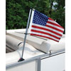 Taylor Made Flag Pole Socket with Flag / Ensign