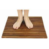 SeaTeak Solid Teak String Mat