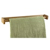 SeaTeak Towel Rack