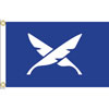 Annin Yacht Club Officer's Flag - Secretary