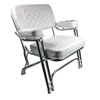 Springfield Folding Aluminum Deck Chair