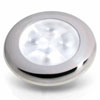 Hella marine Round LED Courtesy Lamp - Exterior