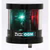 Orca Green Marine LED Tri-Color Anchor / Strobe Navigation Light