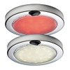 Aqua Signal Colombo LED Downlight with Switch - Interior - Stainless Steel