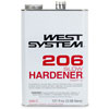 West System 206 Slow Hardener - 121 Ounces