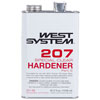 West System 207 Special Clear Hardener - 42.2 Ounces