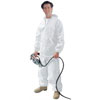 Green Mountain Super Polymer Disposable Coveralls With Hood