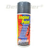 Moeller Engine Paint - Evinrude Blue