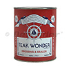 TEAK WONDER Dressing and Sealer - 1 Liter