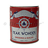 TEAK WONDER Dressing and Sealer - 4 Liter