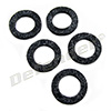 Handi-Man Lower Unit Oil Seal Gaskets - Yamaha - Flat O-Ring