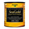 Pettit SeaGold Satin Finish Marine Wood Treatment