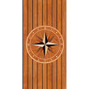 NautikFlor Compass Rose Flooringh