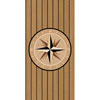 NautikFlor Compass Rose Flooring