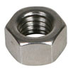 SeaChoice Stainless Steel Hex Nuts
