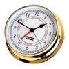 Weems & Plath Endurance 125 Tide & Time Clock - Brass