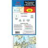 Maptech Folding Waterproof Chart - San Francisco to Point Sur and Monterey Bay