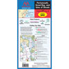 Maptech Folding Waterproof Chart - Portsmouth, Great Bay and Isles of Shoals