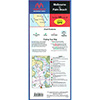 Maptech Folding Waterproof Chart - Melbourne to Palm Beach