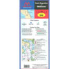Maptech Folding Waterproof Chart -  Saint Augustine to Melbourne FL