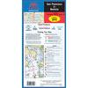 Maptech Folding Waterproof Chart - San Francisco Middle / North Bay to Benicia